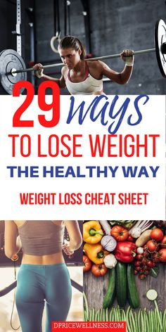 Achieve your weight loss goal with these 29 weight loss tips. weight loss plans, weight loss tips, weight loss diet plan, weight loss tip for beginners #weightloss #loseweight #bellyfat