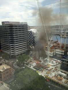 """"""" fire at barrangaroo"""" City Photo, Community, Fire, How To Plan, Eyes, World, Twitter, Peace, The World"""