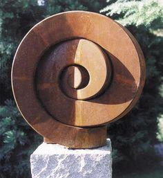 Martín Chirino: hierro, espiral y geometría. | Matemolivares