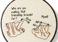 funny embroidery designs