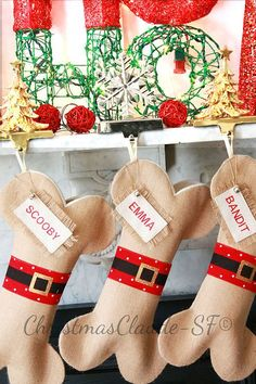 Personalized Pet Stocking