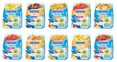 kaszki Nestlé gama produktów