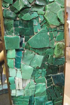 Malachite mosaic. Xk