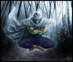 piccolo fan art - Google keresés