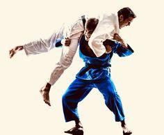 Kata-guruma Judo, Fight Techniques, Aikido, Jiu Jitsu, Karate, Martial Arts, Batman, Yoga, Statue