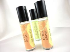 Mango Sorbet Perfume Oil  Mango Juicy Lemons by SymbolicImports, $8.00 #etsyns #handmadebot