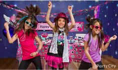 Rocker Girl Party Ideas Guide - Party City
