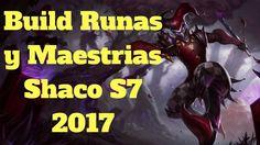 build runas y maestrias shaco s7 2017