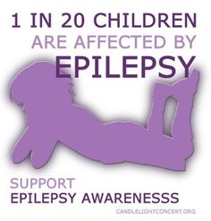 Candlelight Concert for Epilepsy Awareness -Novemeber is Epilepsy awareness month support us epileptics by wearing purple! Rolandic Epilepsy, Epilepsy Facts, Epilepsy Quotes, Epilepsy Awareness Month, Autism Awareness, Epilepsy Surgery, Seizures In Children, Asthma, Warriors