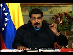 Nicolás Maduro: es la agresión más grande de EE.UU. contra Venezuela en ...