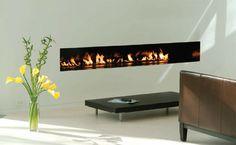 unique fireplaces - Google Search