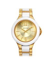 Reloj de mujer Mark Maddox brazalete bicolor