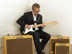 """""""If you hand me a guitar, I'll play the blues. That's the place I automatically go."""" ~ EricClapton."""
