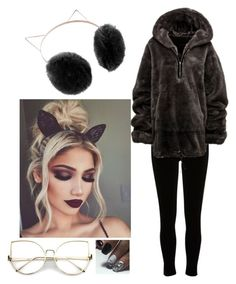"""""""Untitled #2554"""" by fallen-angel-007 on Polyvore featuring River Island and LC Lauren Conrad"""