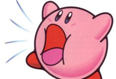 Kirby's Dream Land : Un véritable aspirateur !
