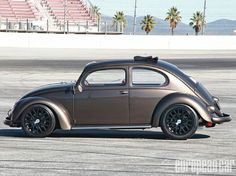 We take a look at some of the hottest 2012 Volkswagen Beetles that were present at the 2012 SEMA show.