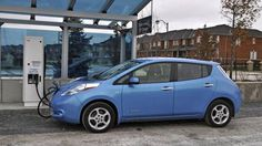 'A rule of thumb is the cost to fuel an electric car is about an eighth of the cost of a gas-equivalent vehicle'