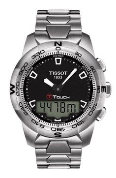 Tissot Watch T-Touch II Stainless Steel