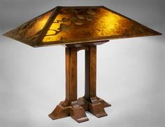 Image detail for -LIMBERT MICA TABLE LAMP