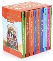 "The ""Little House on the Prairie"" books - my favorite from childhood."