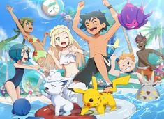 Fotos Do Pokemon, Lusamine Pokemon, Pokemon Poster, Pokemon Eeveelutions, Pokemon People, Pokemon Ships, Pokemon Comics, Pokemon Fan Art, Pikachu