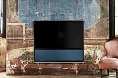 The new smart TV from Bang & Olufsen