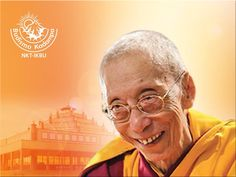 Venerable Geshe Kelsang Gyatso is a fully accomplished meditation master and internationally renowned teacher of Buddhism. Geshe-la, as he is affectionately called by his students, is primarily responsible for the worldwide revival of Kadampa Buddhism in our time. From the age of eight Geshe-la studied extensively in the great monastic universities of Tibet and earned the title 'Geshe', which literally means 'spiritual friend'. http://kadampa.org/buddhism/venerable-geshe-kelsang-gyatso/