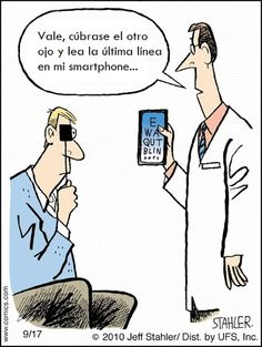 #smartphone #humor #oculista #oftalmologo