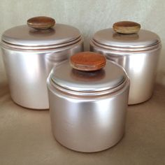 Best Vintage Copper Canister Set Products on Wanelo