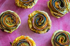 Like A Rolling Veggie Tart - Daily Dishes in Dutchland