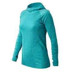 Women's New Balance M4M Seamless Running Hoodie