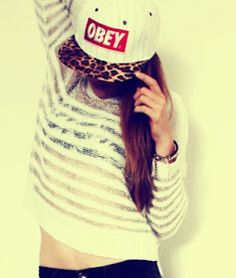 New Styles Boys & Girls: SWAG Style for Girls