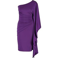 CoutureOne TOSCA Sukienka koktajlowa lila zalando granatowy abstrakcyjne wzory