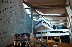 Bibliotheca Alexandrina - Egypt