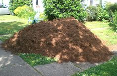 Mulch Calculator--Use our calculator to estimate how much mulch you'll need for your garden and landscaping projects. Garden Fun, Autumn Garden, Dream Garden, Lawn And Garden, Garden Tools, Garden Ideas, Flower Gardening, Gardening Tips, Outdoor Plants