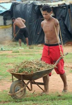 Don't you dare complain about being able to work, when others work even when it doesn't seem they can!