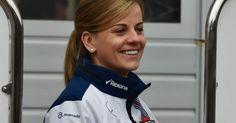 Susie Wolff defends Ecclestone