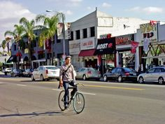 Melrose Avenue (shopping in LA)