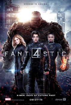 New Fantastic Four poster released
