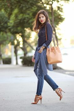 Your Perfect Look: STREET STYLE INSPIRATION; LET´S GO SPRING!!.-