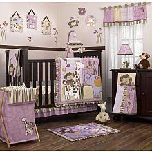 CoCaLo Jacana 9-Piece Crib Bedding Set