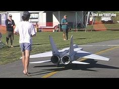 The worlds largest Mig 25 RC Scale model airplane - the test flight