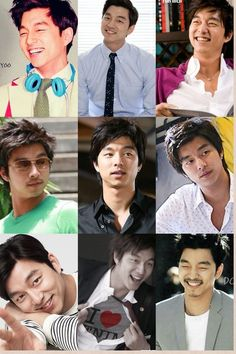 Gong Yoo: Crush Collage!!! <3<3<3