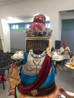 Games of Thrones Cake
