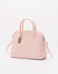 Saffiano lady bag - Bag For Women And Babies Mk Handbags, Purses And Handbags, Leather Wallet Pattern, Prada, Popular Bags, Girls Bags, Laptop Bag, Backpack Bags, Fashion Bags