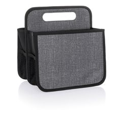 Charcoal Crosshatch - Double Duty Caddy - Thirty-One Gifts - Affordable Purses, Totes & Bags Thirty One Catalog, Thirty One Bags, Thirty One Gifts, Bathroom Caddy, 31 Gifts, 31 Bags, Baby Needs, Cleaning Supplies, Charcoal