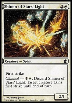 Magic: the Gathering - Shinen of Stars' Light - Saviors of Kamigawa >>> Quickly view this special deal, click the image : FREE Toys and Games