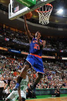 Courtesy of the New York Knicks app  Shump 754e6b3a7