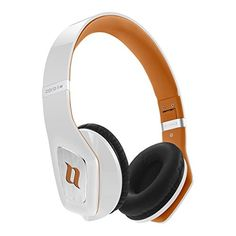 Noontec ZORO II HD Headphone, Professional Sound Good Sound Quality, Durable, Foldable, Comfortable, Adjustable Fashion on Ear Stereo Headphone Earphone for Mobile Phone Smart Phone (White) Noontec http://www.amazon.com/dp/B00NOPM63C/ref=cm_sw_r_pi_dp_SKCpwb1ECG95Z