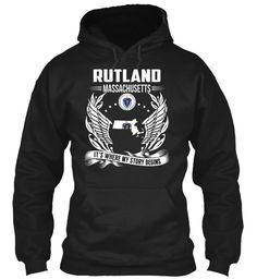Rutland, Massachusetts - My Story Begins